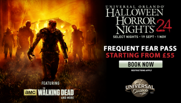 Universal Orlando® Halloween Horror Nights 2014