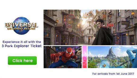 Best deals orlando theme park tickets