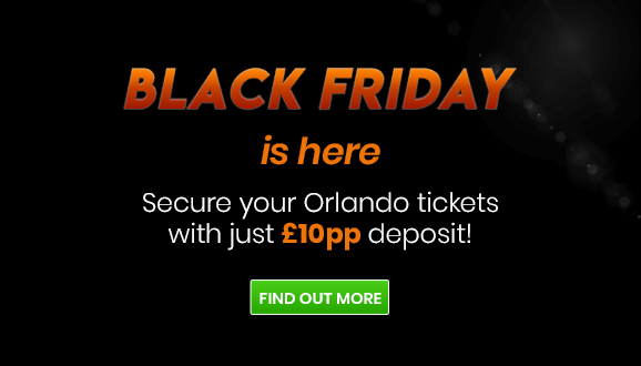 Black Friday - Secure With £10pp Deposit
