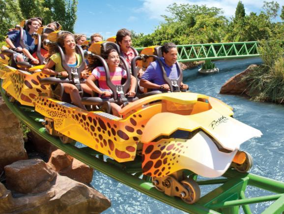 2 park seaworld busch gardens ticket orlando ticket deals for Busch gardens vacation packages