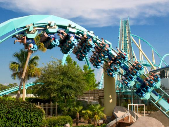 3-Park SeaWorld, Aquatica and Busch Gardens Ticket