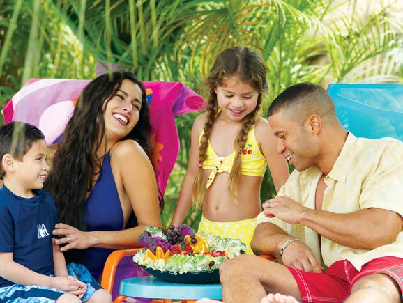 All-Day Dining Deal – Banana Beach at Aquatica