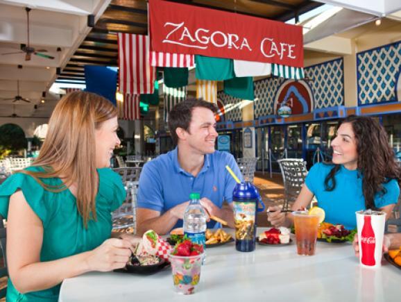 Busch Gardens All Day Dining Deal Orlando Ticket Deals