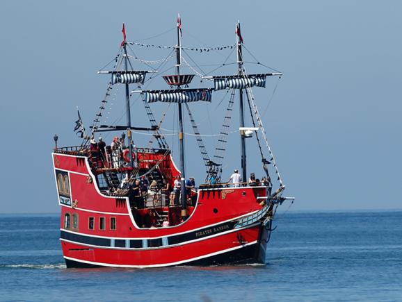 26 Fantastic Pirate Ship Cruise Clearwater Fitbudha Com
