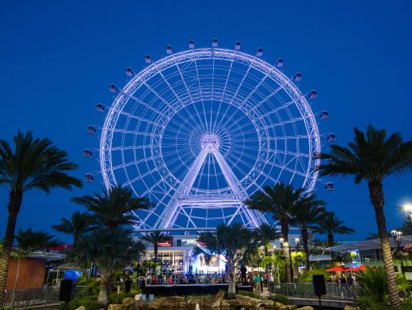 Coca-Cola Orlando Eye Ticket