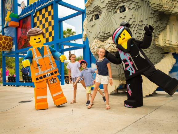 Disney & LEGOLAND Florida Combo Ticket