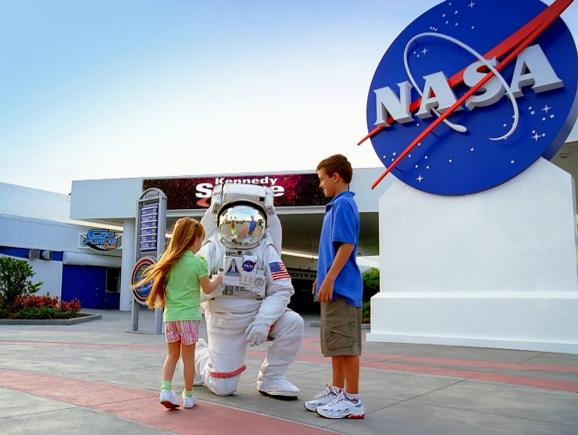 Kennedy Space Center Admission