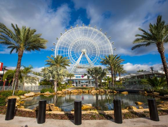 Orlando Eye Ticket