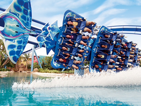 Seaworld Orlando Quick Queue Unlimited Orlando Ticket Deals