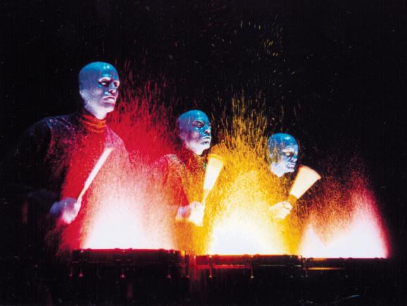 Tickets To Blueman Group 22