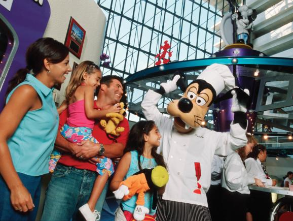Image result for chef mickey's characters