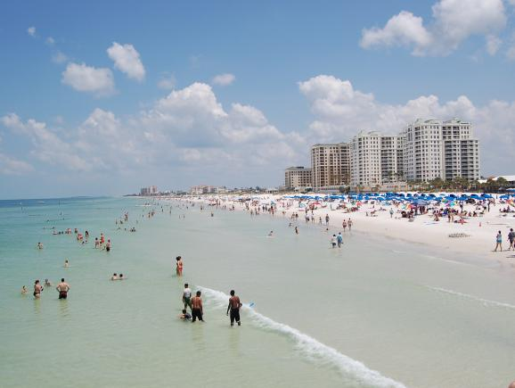 clearwater beach personals A free guide to florida adult personals and finding sex partners in florida with articles and advice about using online adult personals.