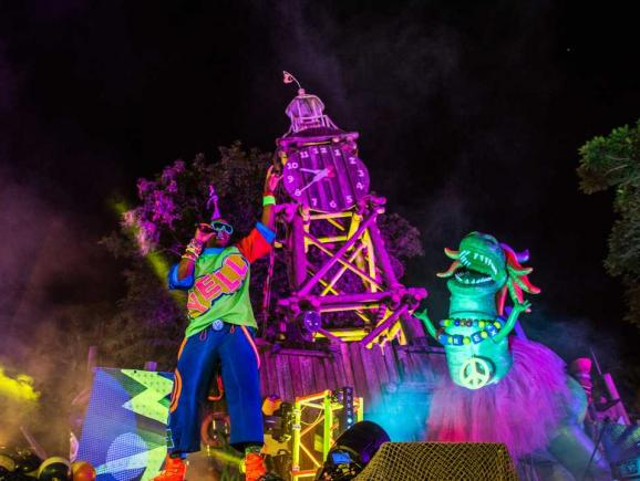 Disney H2O Glow Nights at Disney's Typhoon Lagoon