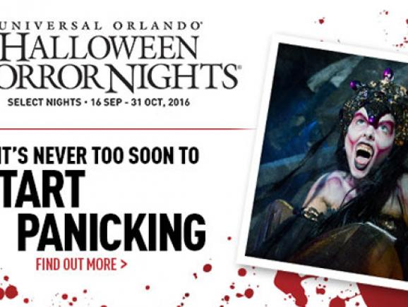 Universal Orlando® Halloween Horror Nights®