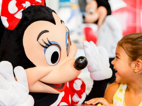 Disney Vip Character Breakfast Orlando Florida Orlando