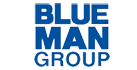 Blue Man Group Orlando logo