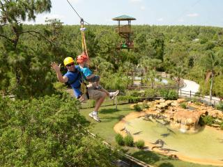 Gatorland Screamin' Gator Zip Line Tickets