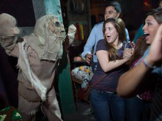 Halloween Horror Nights™ Frequent Fear Plus Pass