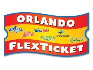 Orlando FlexTicket™ Plus (6 Parks)