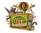 Madagascar Live! Operation: Vacation - Opening May 18 2013