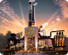 The Toothsome Chocolate Emporium & Savory Feast Kitchen™