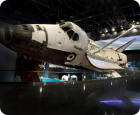 Space Shuttle Atlantis - Opening 29 June 2013