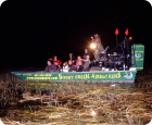 Boggy Creek One Hour Airboat Night Tour