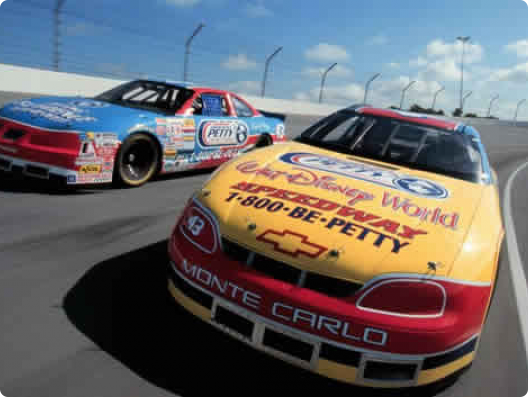 Richard Petty NASCAR Driving Experiences