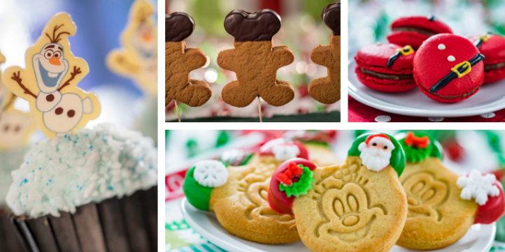 Christmas Treats Now Available At Walt Disney World Orlando Ticket