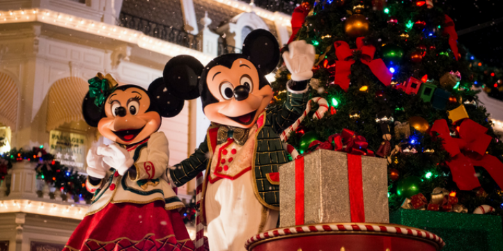 Mickeys Christmas.Mickey S Very Merry Christmas Party Tickets Now On Sale