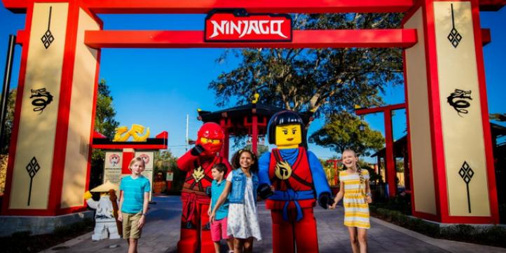 LEGO NINJAGO World is Now Open at LEGOLAND Florida! | Orlando Ticket ...