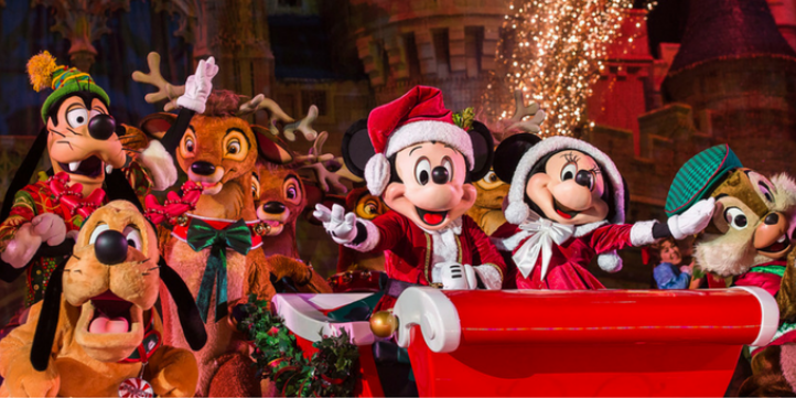 6 magical ways to celebrate christmas at walt disney world - How Does England Celebrate Christmas