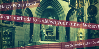 Harry Potter Fans: How to Unleash your Inner Wizard