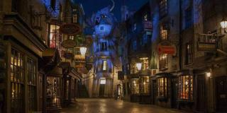 Diagon Alley Revealed...