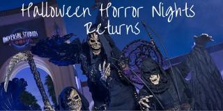 Halloween Horror Nights Returns