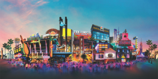 Universal CityWalk™ Experience entertainment and dining like no other...