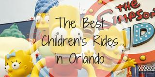 The Best Rides for Children in Orlando