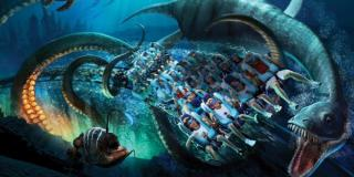 SeaWorld to Add Virtual Reality to The Kraken!  The Kraken at SeaWorld will debut as virtual reality roller coaster…
