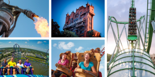 The Best Rides in Orlando