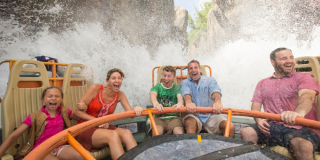 The Best Water Rides in Orlando