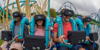 Kraken Unleashed is Now Open at SeaWorld Orlando