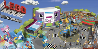 Opening Date Confirmed for the LEGO MOVIE WORLD