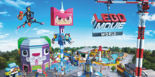 The LEGO MOVIE WORLD is Now Open!