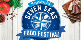 Sneak Peek at the Mouth-watering Food You Can Try at SeaWorld's New Seven Seas F
