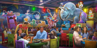 New Toy Story Restaurant Coming to Disney's Hollywood Studios