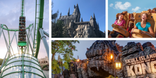Top 10 Rides at Universal Orlando Resort