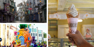 6 Fun Things to Do at the Universal Theme Parks- Apart from the Rides!