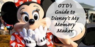My Memory Maker Guide A guide to Disney's My Memory Maker