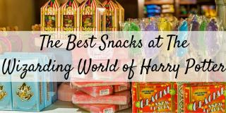 The Ultimate Guide to the Best Food and Drink at The Wizarding World of Harry Po