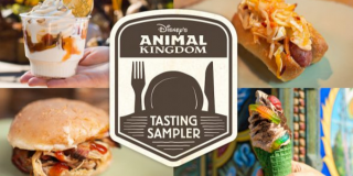 animal kingdom tasting sampler